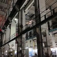 Das Foto wurde bei Kraftwerk Berlin von Lorenzo P. am 9/21/2013 aufgenommen