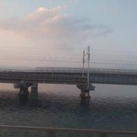 9/18/2018にneko1goが東海道新幹線 第三浜名橋梁で撮った写真