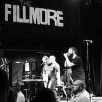 Photo prise au The Fillmore Charlotte par Megan M. le11/14/2012
