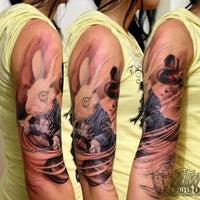 Foto tomada en Sperlich Tattoo por Sperlich Tattoo el 1/31/2015