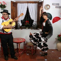 Foto tirada no(a) La Casa Vella - Flamenco in Barcelona por Cirili em 5/24/2013