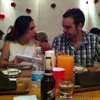 Foto tirada no(a) Como Como Osteria Mediterranea por Maucsita em 1/1/2013