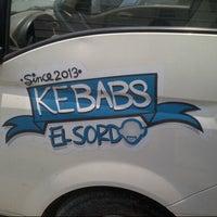 Foto tomada en Kebabs El Sordo por Chilangas H. el 6/26/2013