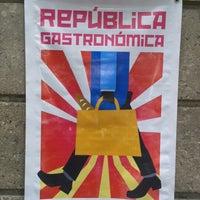Foto diambil di República Gastronómica (Oficial) oleh Chilangas H. pada 6/29/2013