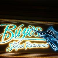 Foto tirada no(a) Buzios Seafood Restaurant por luizeduardocm em 11/21/2012