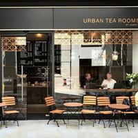 Foto tomada en Urban Tea Rooms por Vivien H. el 5/26/2017
