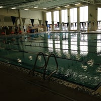 Swim And Fitness Center Pool In Westminster