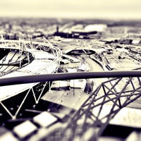 3/29/2013 tarihinde Dirk S.ziyaretçi tarafından Queen Elizabeth Olympic Park'de çekilen fotoğraf