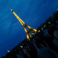 Foto tirada no(a) Restaurant 58 Tour Eiffel por baba em 10/7/2012
