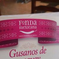 Foto tomada en Fonda Mexicana por Gabita P. el 7/14/2013