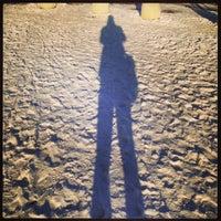 """Foto scattata a Piazza Delpiano da Andrea """"Axell"""" T. il 2/14/2013"""