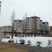 """Foto scattata a Piazza Delpiano da Andrea """"Axell"""" T. il 2/24/2013"""