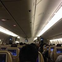 Снимок сделан в Lufthansa Flight LH 627 пользователем DENN!S 3/7/2014