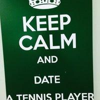 Foto scattata a Central Park Tennis Club da Кристи . il 11/20/2013