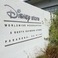 Disney Store Headquarters Now Closed Pasadena Ca