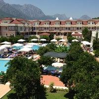 7/5/2013 tarihinde Hakan K.ziyaretçi tarafından Garden Resort Bergamot'de çekilen fotoğraf