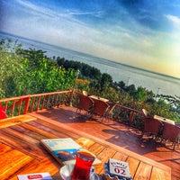 10/29/2015 tarihinde Umut A.ziyaretçi tarafından Rumeli Cafe Garden'de çekilen fotoğraf