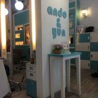 Ando Yun Korean Hair Boutique Grogol Petamburan Garden Boulevard Central Park