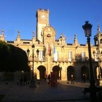 Photo prise au Concello de Lugo par Jose Manuel R. le11/12/2012