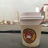 4/29/2014 tarihinde Turki A.ziyaretçi tarafından Mercato Coffee'de çekilen fotoğraf