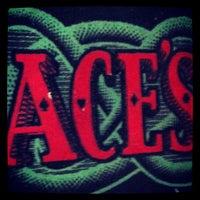 Das Foto wurde bei Ace's Bar von Orlando P. am 4/11/2013 aufgenommen