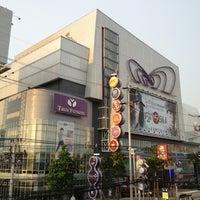 Das Foto wurde bei Esplanade Cineplex Ngamwongwan-Khae Rai von Worawut J. am 4/22/2013 aufgenommen