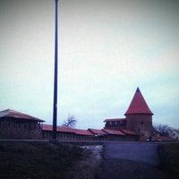 Снимок сделан в Каунасский замок пользователем Vytautas J. 1/4/2013