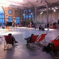 Снимок сделан в Le CENTQUATRE – 104 пользователем Morgan L. 11/17/2012