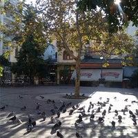 Снимок сделан в Athonos Square пользователем Natasha M. 12/6/2013