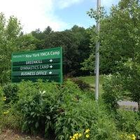 6/26/2013にDougがNew York YMCA Campで撮った写真
