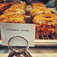 Das Foto wurde bei Sidecar Doughnuts & Coffee von Jen of Ajenda PR am 4/11/2013 aufgenommen