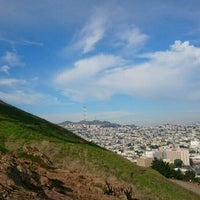 Foto scattata a Bernal Heights Park da Liz W. il 11/10/2016