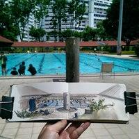 Photo prise au Bukit Batok Swimming Complex par Cherngzhi L. le1/3/2015