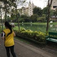 Das Foto wurde bei Suan Santi Phap von Ban B. am 10/7/2018 aufgenommen