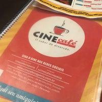 Das Foto wurde bei Cine Café von Fabio S. am 8/13/2017 aufgenommen