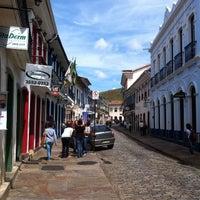 Das Foto wurde bei Centro Histórico de Ouro Preto von Rodrigo F. am 4/14/2015 aufgenommen