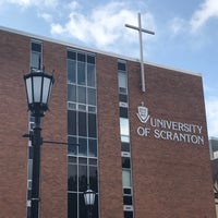 Foto tomada en The University Of Scranton por Theresa el 7/15/2017
