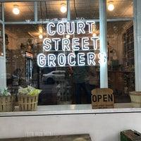 รูปภาพถ่ายที่ Court Street Grocers โดย Kayleigh H. เมื่อ 11/16/2016