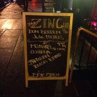 Foto scattata a Zinc Bar da Simone L. il 9/15/2014