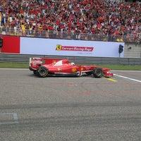 Das Foto wurde bei Shanghai International Circuit von Paolo O. am 6/4/2013 aufgenommen