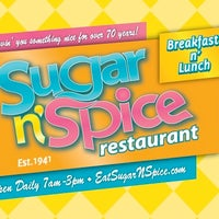 Foto diambil di Sugar N' Spice oleh Sugar N' Spice pada 7/22/2013