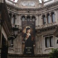 Foto diambil di Museu de Cera de Barcelona oleh Jade N. pada 7/19/2013