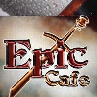 รูปภาพถ่ายที่ Epic Cafe โดย Elizabeth G. เมื่อ 12/13/2012