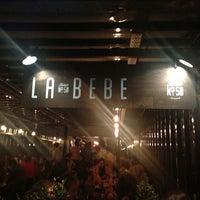 9/14/2013 tarihinde Buket S.ziyaretçi tarafından La Bebe'de çekilen fotoğraf