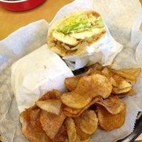 Foto tirada no(a) Zenwich por Omar A. em 4/23/2013