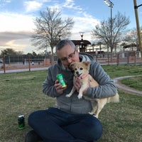 3/26/2018 tarihinde Mike G.ziyaretçi tarafından Centennial Hills Dog Park'de çekilen fotoğraf