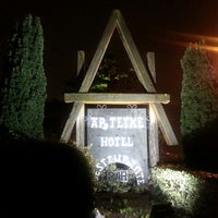 Foto tomada en Hotel Artetxe Bilbao por One-Fifty V. el 11/17/2013