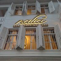 7/26/2013 tarihinde Buket S.ziyaretçi tarafından Nalia Karadeniz Mutfağı Bostancı'de çekilen fotoğraf