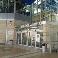 รูปภาพถ่ายที่ Centro Comercial Vialia Salamanca โดย Miguel E. เมื่อ 6/10/2013