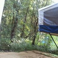 Das Foto wurde bei Baraboo Hills Campground von Lori K. am 7/4/2013 aufgenommen